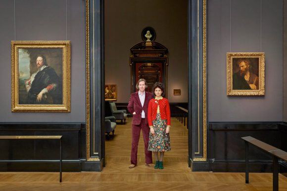Wes Anderson und Juman Malouf kuratieren Ausstellung im Kunsthistorischen Museum