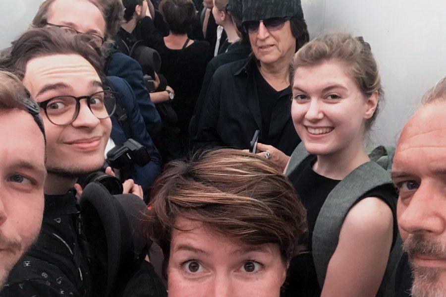 Gottfried Helnwein, Selfie